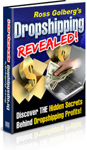 Ebook cover: Drop-Ship Anything