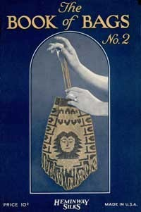 Ebook cover: The Book of Bags No.2