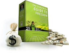 Ebook cover: The 21ButRich Guide To Freedom