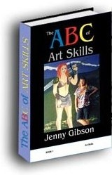 Ebook cover: ABC of Art Skills