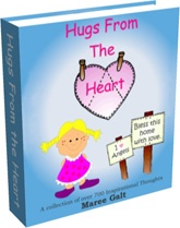 Ebook cover: Hugs From The Heart