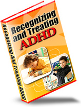 Ebook cover: Recognizing and Treating ADHD