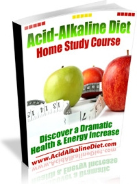 Ebook cover: Alkaline Diet