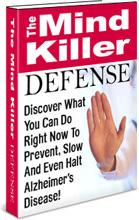 Ebook cover: The Mind Killer Defense