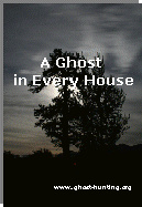 Ebook cover: A Ghost in Every House