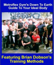 Ebook cover: Metroflex Gym's Down-To-Earth Guide To Your Ideal Body