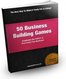 Ebook cover: 50+ Business Building Games