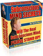 Ebook cover: Will The Real Subconscious Mind