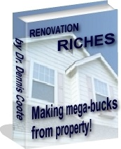 Ebook cover: Renovation Riches