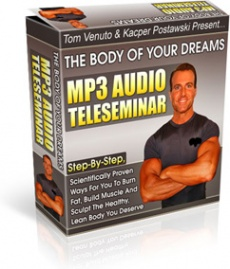 Ebook cover: The Body Of Your Dreams