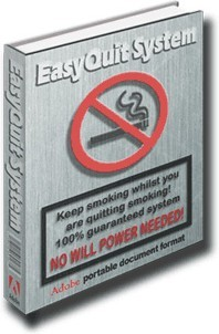 Ebook cover: Learn how to quit smoking for good