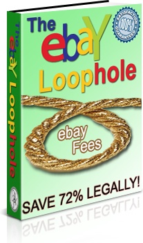 Ebook cover: The Ebay Loophole