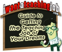 Ebook cover: Guide to Getting the Teaching Job of Your Dreams