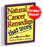 Ebook cover: Natural Cancer Remedies that Work