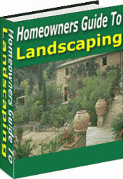Ebook cover: Guide To Landscaping