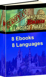 Ebook cover: 8 Languages Phrases