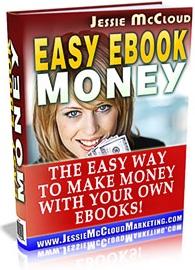 Ebook cover: Easy Ebook Money
