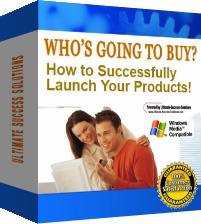 Ebook cover: 10 Steps To Explosive Product Launches