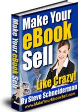 Ebook cover: Make Your Ebook Sell