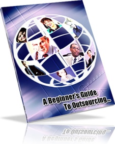 Ebook cover: A Beginner's Guide to Outsourcing