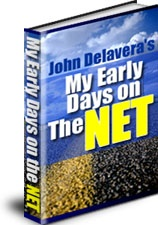 Ebook cover: My Early Days on the Net