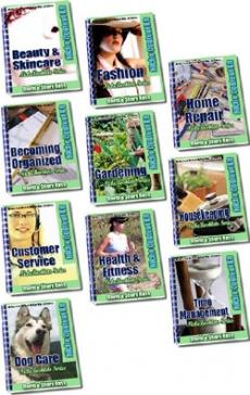 Ebook cover: Niche Booklets