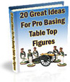 Ebook cover: 20 Great Ideas for Pro-Basing your figures