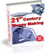 Ebook cover: 21st Century Money Making