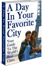 Ebook cover: A Day In Your Favorite City