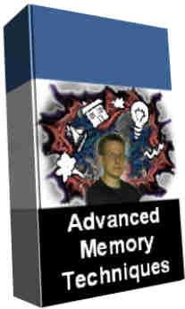 Ebook cover: Advanced Memory Techniques