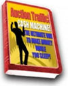 Ebook cover: Auction Traffic