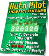 Ebook cover: Autopilot Traffic Streams