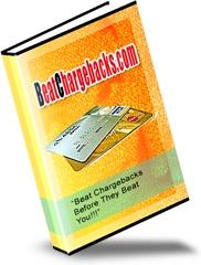 Ebook cover: AVOIDING CHARGEBACKS