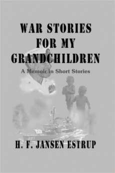 Ebook cover: War Stories For My Grandchildren