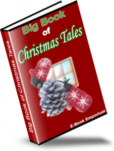 Ebook cover: BIG BOOK OF CLASSIC CHRISTMAS TALES