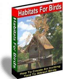 Ebook cover: Habitats For Birds