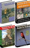 Ebook cover: Birding For Everyone Package