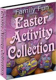 Ebook cover: Family Fun Easter Activity Collection