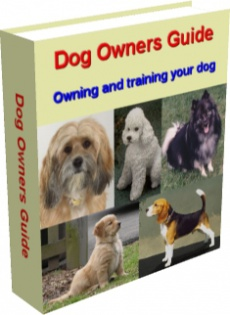 Ebook cover: Dog Owners Guide