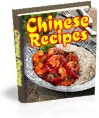 Ebook cover: Chinese Recipes