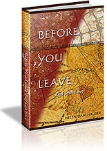 Ebook cover: Before You Leave - End with Love