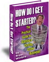 Ebook cover: How Do I Get Started?