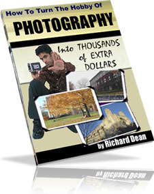 Ebook cover: The Hobby Of *PHOTOGRAPHY*