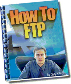 Ebook cover: How To FTP