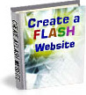 Ebook cover: How to create your own professional Flash website