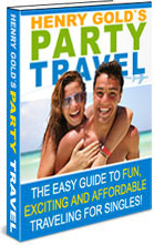 Ebook cover: Party Travel