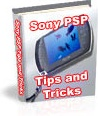 Ebook cover: Fantastic collection of Sony PSP Tips & Tricks!