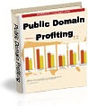 Ebook cover: Public Domain Profiting