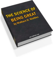 Ebook cover: The Science Of Being Great