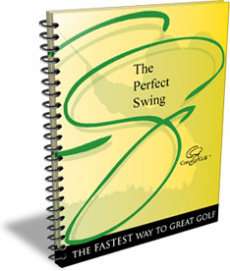 Ebook cover: The Perfect Swing